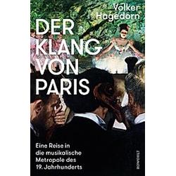 Der Klang von Paris. Volker Hagedorn  - Buch