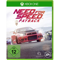 Need for Speed: Payback Xbox One USK: 12