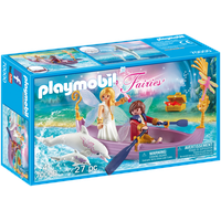 Playmobil Fairies Romantisches Feenboot 70000