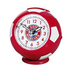 FC Bayern München Radiowecker FC Bayern München Wecker Emblem rot