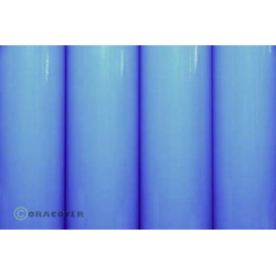 Oracover 21-051-002 Bügelfolie (L x B) 2m x 60cm Blau (fluoreszierend)