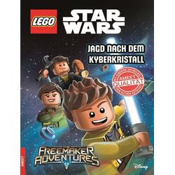 LEGO® Star Wars(TM) Jagd nach dem Kyberkristall: Buch von