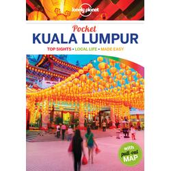 Lonely Planet Pocket Kuala Lumpur als Buch von Isabel Albiston