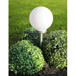BONETTI LED Gartenleuchte Gartenleuchte Ø 25 cm - 61,5 cm