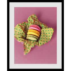 queence Bild Macarons, (1 Stück) 30 cm x 40 cm