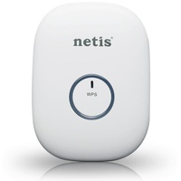 Netis E1+ Wireless N Range Extender 300Mbsps weiß (88883040)