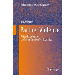 Partner Violence als Buch von Zeev Winstok