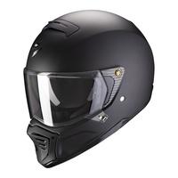 Scorpion EXO-HX1 Solid, Integralhelm - Matt-Schwarz - XXL