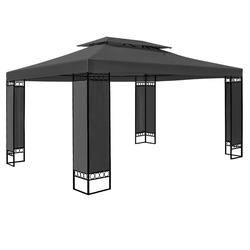 Deuba Pavillon Elda, wetterfest grau