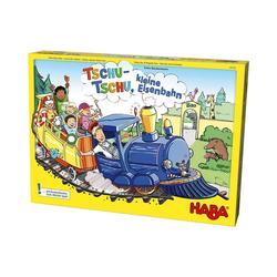 Haba Spiel, Tschu-tschu, kleine Eisenbahn