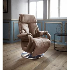Places of Style TV-Sessel Gisborne, in Größe M, wahlweise mit Motor und Aufstehhilfe weiß