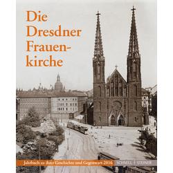 Die Dresdner Frauenkirche. Bd.20 als Buch von Stiftung Frauenkirche Dresden
