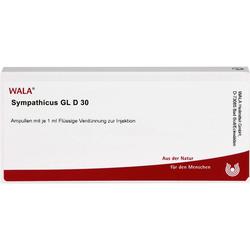 SYMPATHICUS GL D 30 Ampullen 10 ml