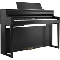 Roland HP704 Digitalpiano Schwarz