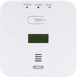 ABUS COWM510 Kohlenmonoxid-Melder batteriebetrieben detektiert Kohlenmonoxid