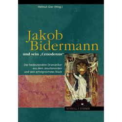 Jakob Bidermann und sein Cenodoxus als Buch von