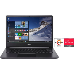 Acer Aspire 3 A314-22-R730 Notebook (35,56 cm/14 Zoll, AMD, 128 GB SSD)