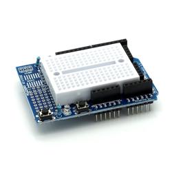 Prototyping Shield für Arduino Uno inkl. Breadboard