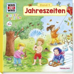 WAS IST WAS Kindergarten, Band 1. Jahreszeiten