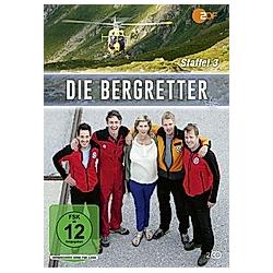 Die Bergretter - Staffel 3 - DVD  Filme