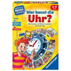 Ravensburger Wer kennt die Uhr? Brettspiel