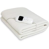 sinnlein sinnlein® Wärmeunterbett WHD02, 150 x 80cm, Abschaltautomatik, Timerfunktion