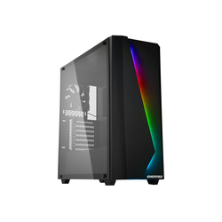 Enermax PC-Gehäuse Makashi MK50, Tempered Glass