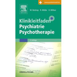 Klinikleitfaden Psychiatrie Psychotherapie: eBook von