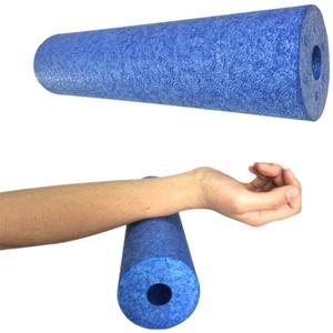 WPCASE Faszien Rolle Blackroll Mini Faszienrolle WirbelsäUle Fazienrollen Set Blackroll Black Roll Faszienrolle Fazienrolle Foam Roller Massagerolle Faszienrollen Faszienrolle Set Blue,28.5cm