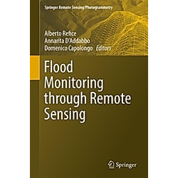 Flood Monitoring through Remote Sensing - Buch