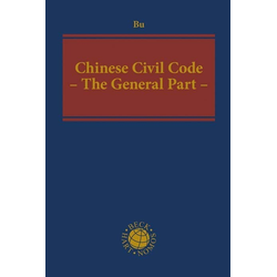 Chinese Civil Code - The General Part - als Buch von Yuanshi Bu