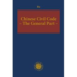Chinese Civil Code - The General Part - als Buch von Yuanshi Bu