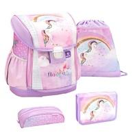 Belmil Customize-me 4-tlg. rainbow unicorn