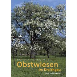 Obstwiesen im Kraichgau als Buch von