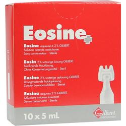 Eosin 2% Wässrige Pflegelösung Steril