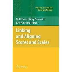 Linking and Aligning Scores and Scales - Buch