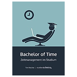 Bachelor of Time. Tim Reichel  - Buch