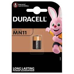 DURACELL Batterie MN11 Batterie 6,0 V