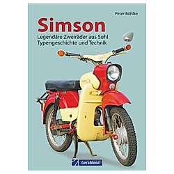 Simson. Peter Böhlke  - Buch