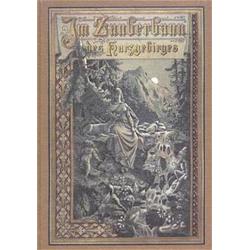 Im Zauberbann des Harzgebirges als Buch von Eva Gussek