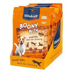 Vitakraft Hundefutter Snack Boony Bits 55 g, 6er Pack