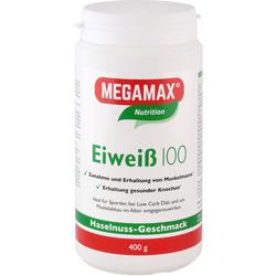 EIWEISS 100 Haselnuss Megamax Pulver 400 g