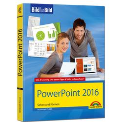PowerPoint 2016 - Sehen und Können
