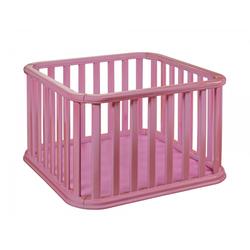 Plebani Spielplatz Box Pink Gehäuse