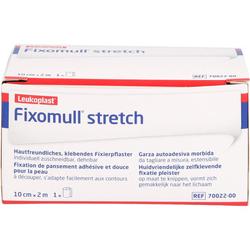 FIXOMULL stretch 10 cmx2 m 1 St.