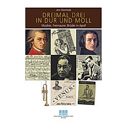 Dreimal drei in Dur und Moll. Jens Oberheide  - Buch