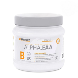 ProFuel Alpha.EAA 462g (Geschmack: IceTea Peach)