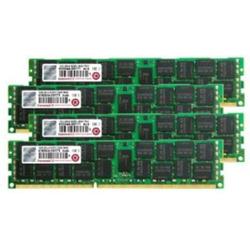 Transcend PC-Arbeitsspeicher Kit TS16GJMA533N 16GB 4 x 4GB DDR3-RAM ECC 1333MHz CL9 9-9-9