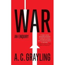 War als Buch von A. C. Grayling