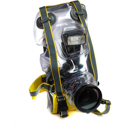 Ewa-Marine U-BXP100 Unterwassergehäuse (Unterwassergehäuse), Kameraschutz